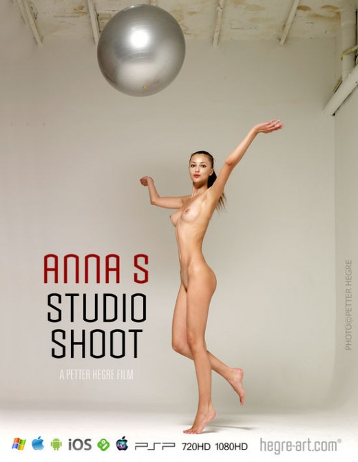 Anna S - `#434 - Studio Shoot` - by Petter Hegre for HEGRE-ART VIDEO